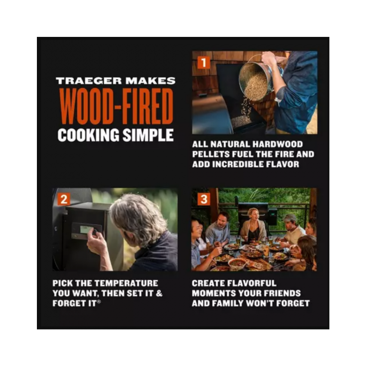 Tailgate Package Grill Info